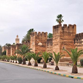 Fotos Marokko Rundreise Taroudannt