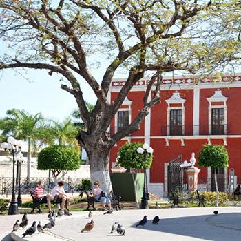 Highlights Yucatan Mexiko I