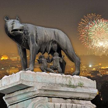 Highlights und Silvester Rom Italien