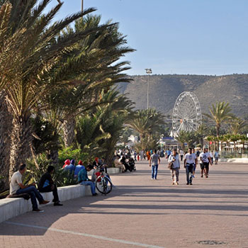 Fotos Agadir und Hotel Riu Tikida Palace