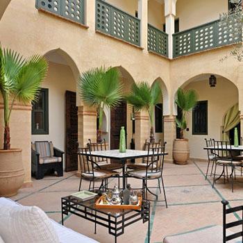 Hotel Dar El Hana Taroudant Marokko