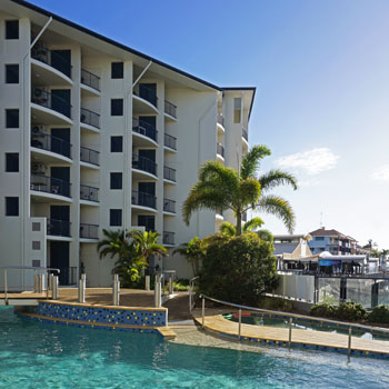 Hotel Mantra Hervey Bay Australien