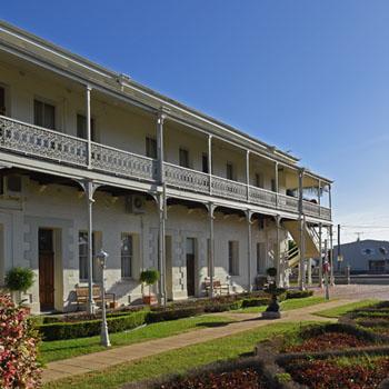 Hotel Denison Boutique Rockhampton Australien