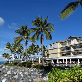 Hotel Coral Sea Resort Airlie Beach Australien
