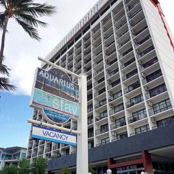 Hotel Aquarius on The Beach North Ward Australien