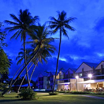 Hotel Castaways Resort & Spa Mission Beach Australien
