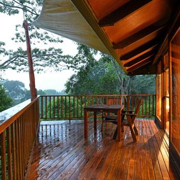 Hotel Rose Gums Wilderness Retreat Malanda Australien
