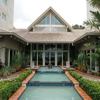Hotel Novotel Oasis Resort Cairns Australien