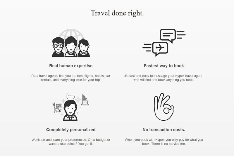 Anbieter Hyper Travel