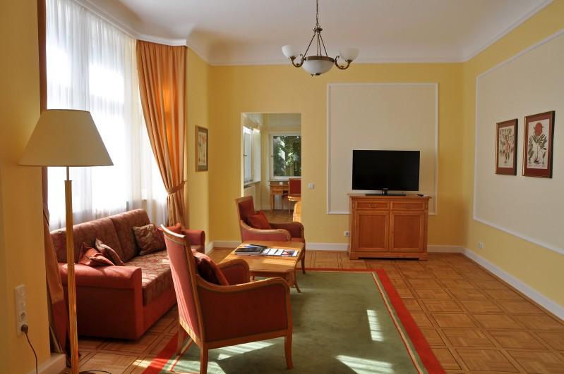 Große neu renovierte Suite