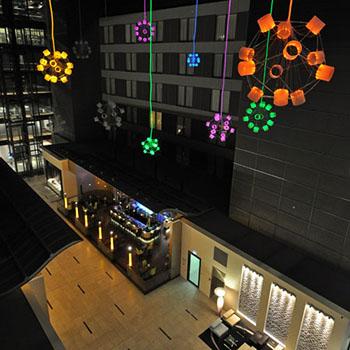 Hotel Hilton Airport Frankfurt Deutschland