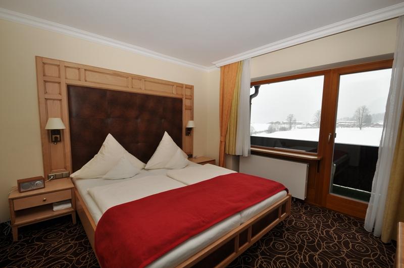 Einfache Zimmer