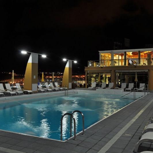 Hotel Reina Isabel Gran Canaria Spanien