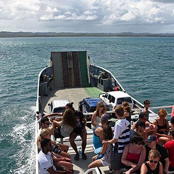 Video Tagesausflug nach Frasure Island