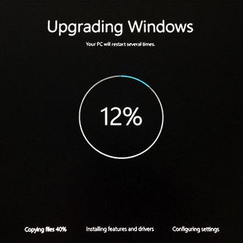 So einfach ist ein Upgrade auf Windows 10