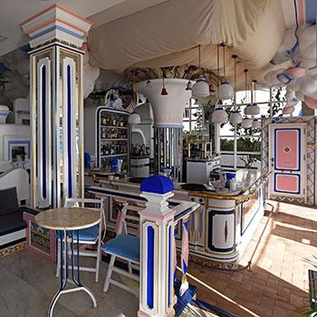 Bar im Cafe del Mar Sant Antoni