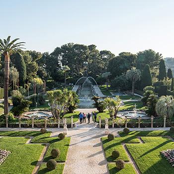 Video Villa Ephrussi de Rothschild