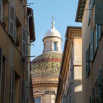 Fotoalbum Biot und Nizza Frankreich