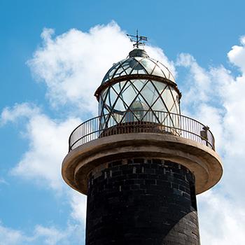 Leuchtturm Punta Jandia auf Feurteventura Spanien