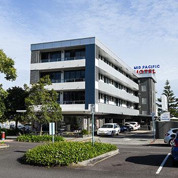 Hotel Mid Pacific Port Macquarie Australia