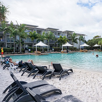 Hotel Peppers Salt Resort & Spa Kingscliff Australia