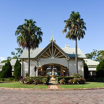 Hotel InterContinental Sanctuary Cove Resort Hope Island Australia