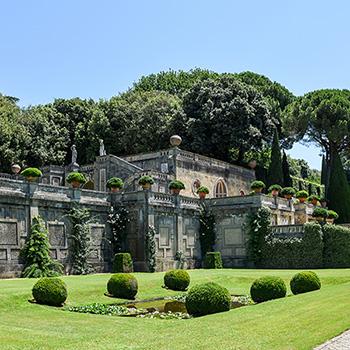 AIDA Kreuzfahrt Castel Gandolfo