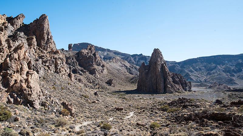 Teide Nationalpark Teneriffa Spanien II