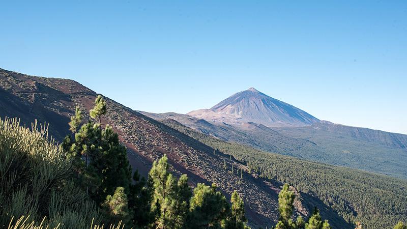 Fahrt zum Teide Nationalpark