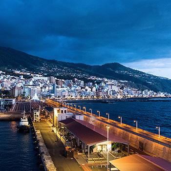 AIDA Vita Reise La Palma Spanien