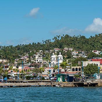 Hafen von Samana