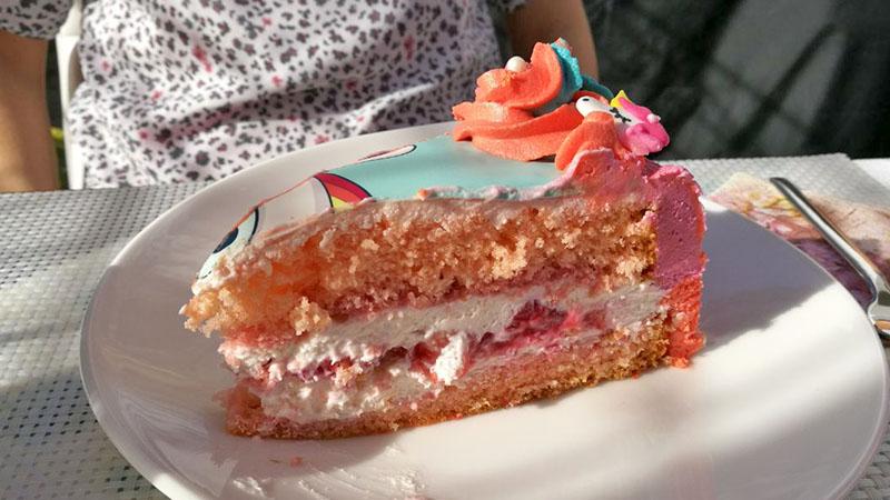 Rezept Erdbeer-Sahne-Creme