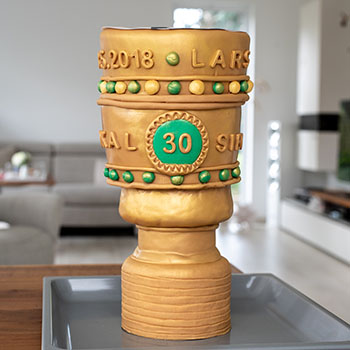 DFB Pokal Torte