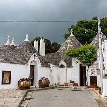 Tui Kreuzfahrt Bari und Alberobello