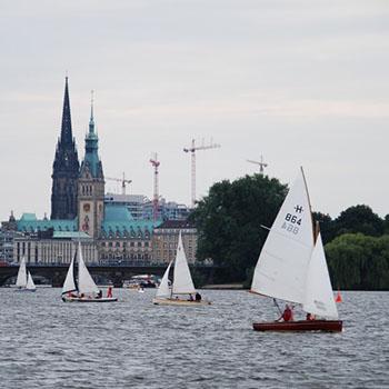 Städtereise Hamburg City und Cruise Days 2010