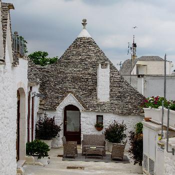 Gemütliches Trulli Haus in Alberobello