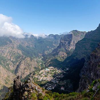 Curral Das Freiras und Cabo Girão Madeira
