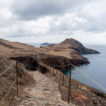 Ponta de Sao Lourenco auf Madeira