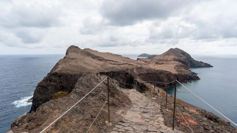 Der Osten von Madeira