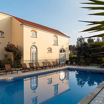 Hotel Quinta do Scoto in Sintra Portugal