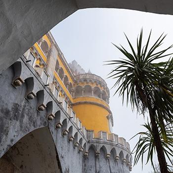 Fotos vom Pena Palace in Sintra