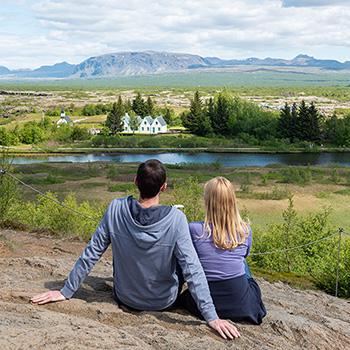 Highlights im Thingvellir Nationalpark