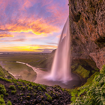 You must have seen these waterfalls in Iceland!