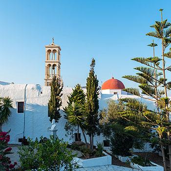 Kloster Panagia Tourliani Mykonos