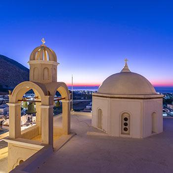 Agios Spyridonas Kirche in Emporio