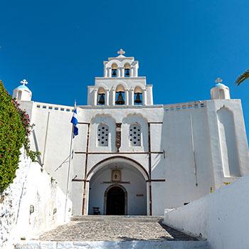Saint George Kirche in Pyrgos Kallistis