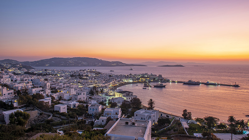 Sunsetbar Mykonos