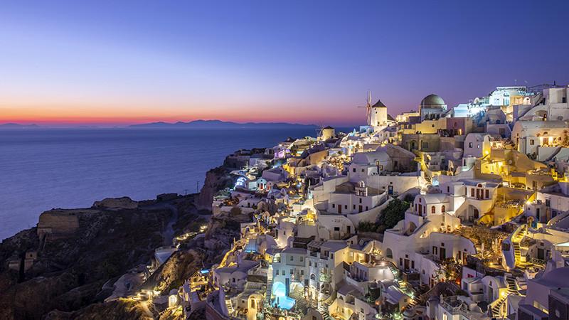 Der Beste Sonnenuntergang der Welt