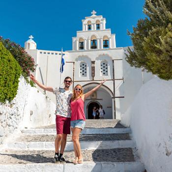 Reisetipp fünf Highlights auf Santorin