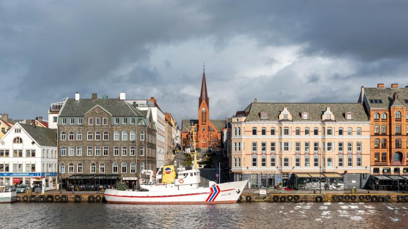 Var Frelsers Kirche in Haugesund